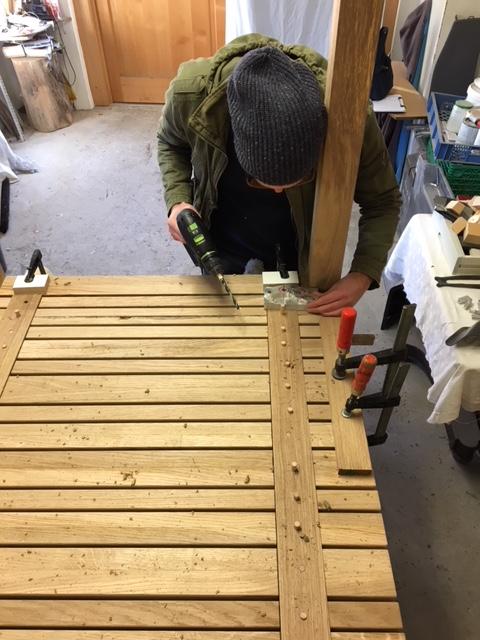 WWorkshop Tisch selber bauen